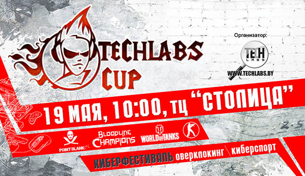 Natus Vincere примут участие в TECHLABS CUP BY 2012.