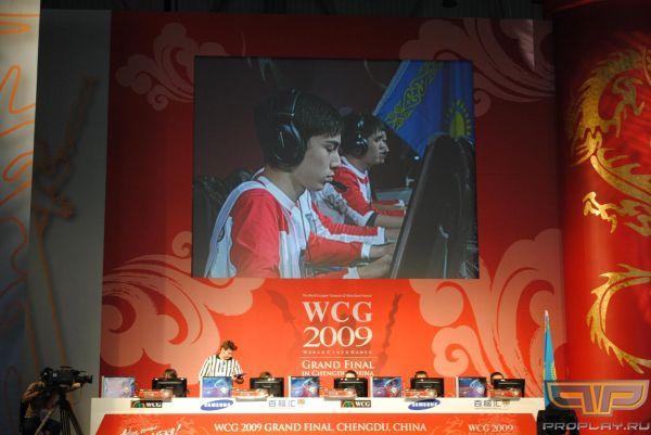 K23 в игре на сцене против корейцев