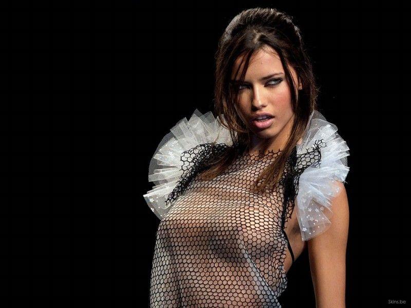 Адриана Лима. Сексуальная Adriana Lima картинки, фото девушек.