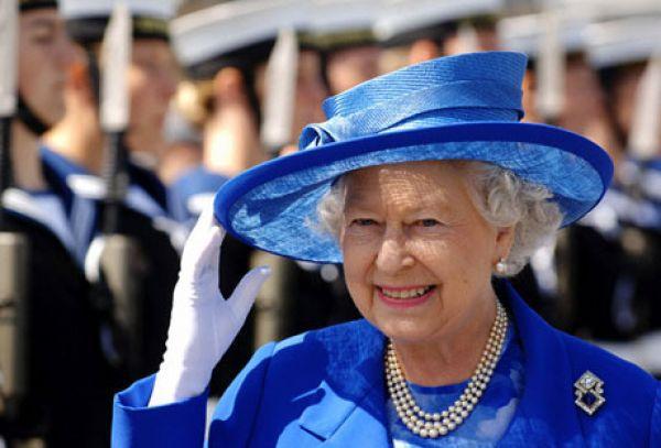 Англии елизавета ii 12 я королева англии